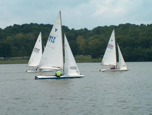 Hueston Sailing Association